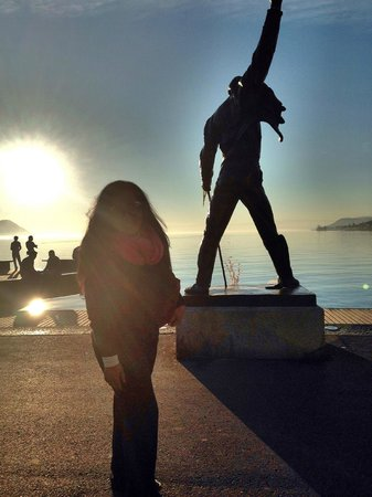 Eden Palace au Lac: Freddie Mercury Memorial
