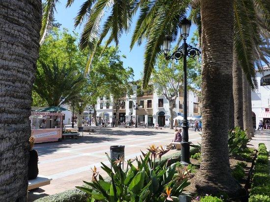 Hotel Mena Plaza: Balcon de Europa