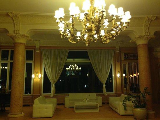 Eden Palace au Lac : Interior