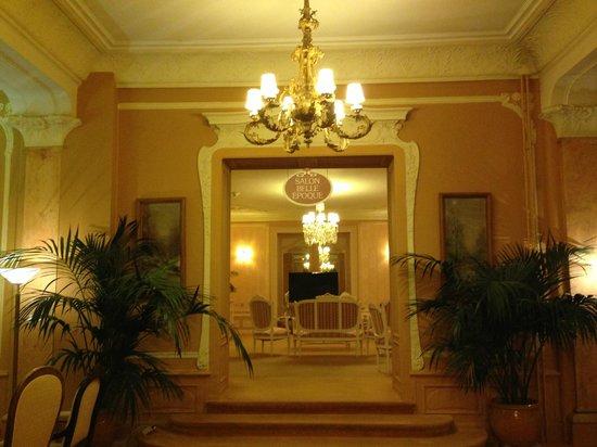Eden Palace au Lac : Lobby