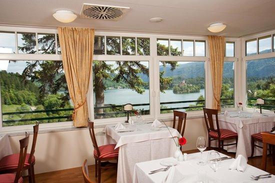 Hotel Triglav Bled: Reastaurant