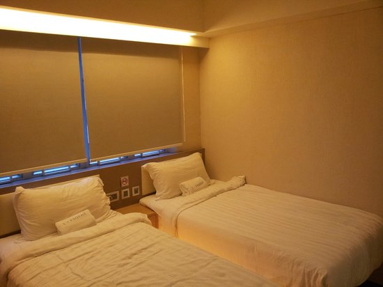 I-Hotel Limited: Room with 2 beds