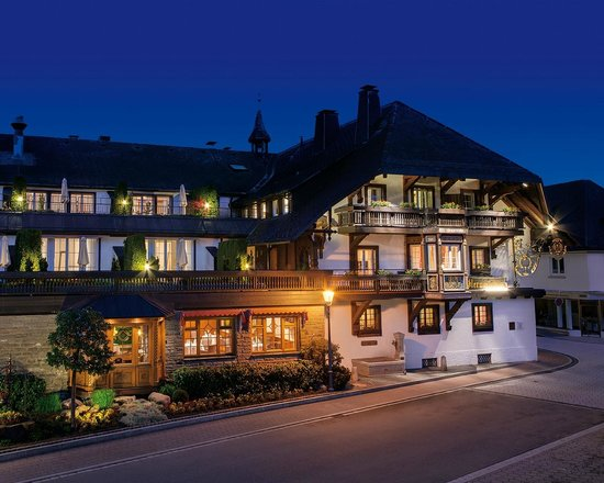 Hotel Adler Haeusern : Hotel Adler Häusern