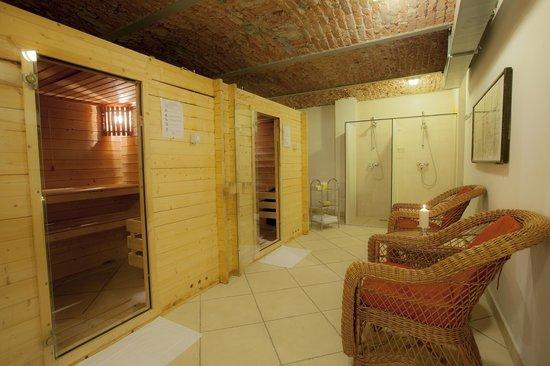 Hotel Triglav Bled: Saunas