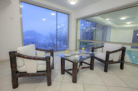 Hotel Triglav Bled: Pool area