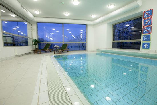 Hotel Triglav Bled: Swimming pool