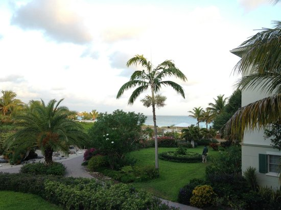 Royal West Indies Resort: View from room 221