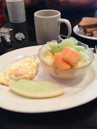 Holiday Inn Buena Park Hotel & Conference  Center: Cafe da Manhã