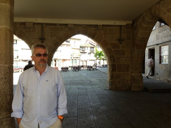 Hotel da Oliveira: Real sitio