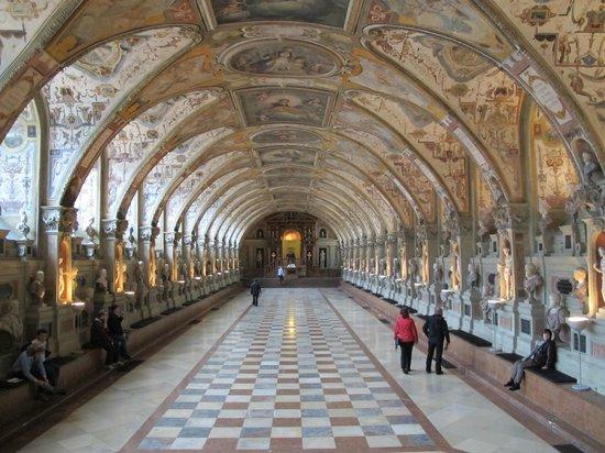 Residenz München: Grande Salle
