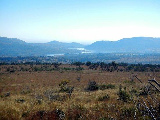 Mountain Sanctuary Park: Buffelsport Dam