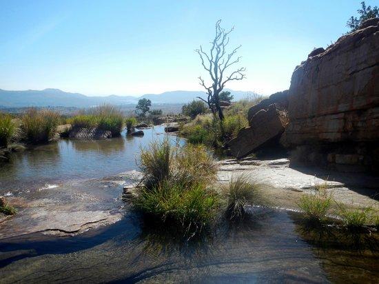 Mountain Sanctuary Park: More pools