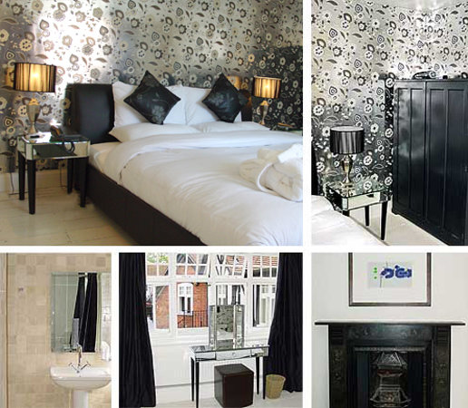 The Miller of Mansfield: Room 7-A favourite amongst guests