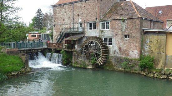 Dennlys Parc : Le moulin