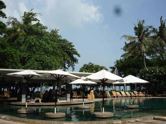 Bali Garden Beach Resort: 敷地も広くリラックス出来ました。