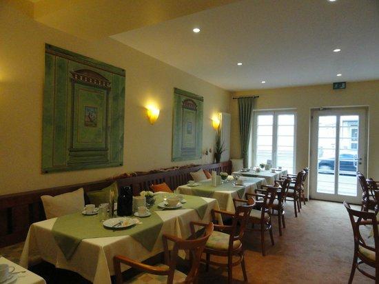 Bitburger Hof: restaurant