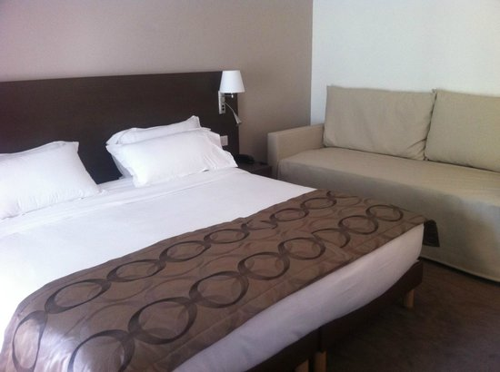 Hotel Carolina: Chambre Triple