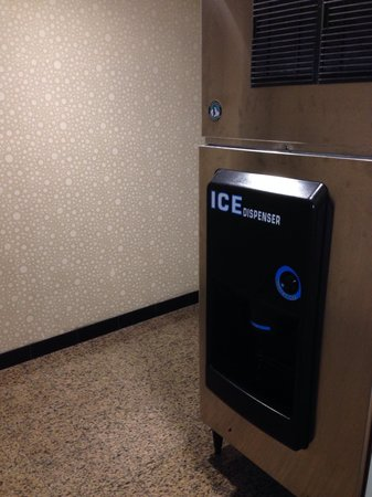 Drury Inn & Suites Orlando: Ice machine