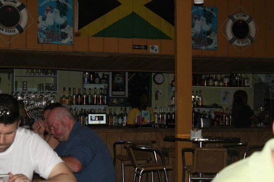 Jam Rock: Restaurant and Bar