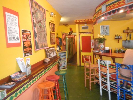 Tap Tap : inside restaurant