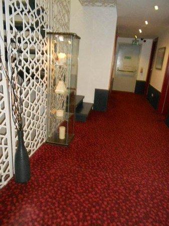 Senatus Hotel: Couloir