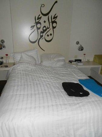 Senatus Hotel : Chambre
