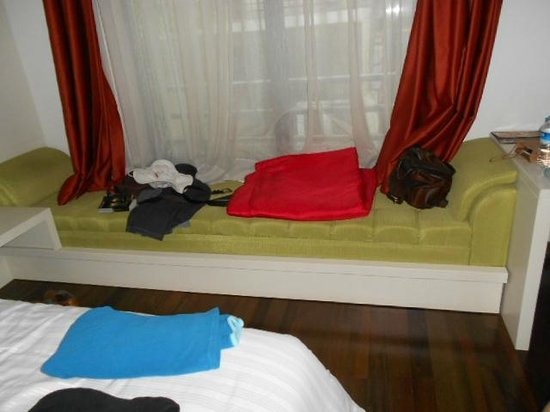 Senatus Hotel: Chambre