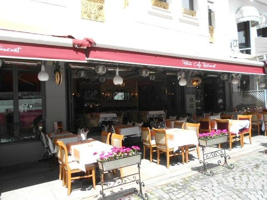 Senatus Hotel : Restaurant, salle du petit déjeuner