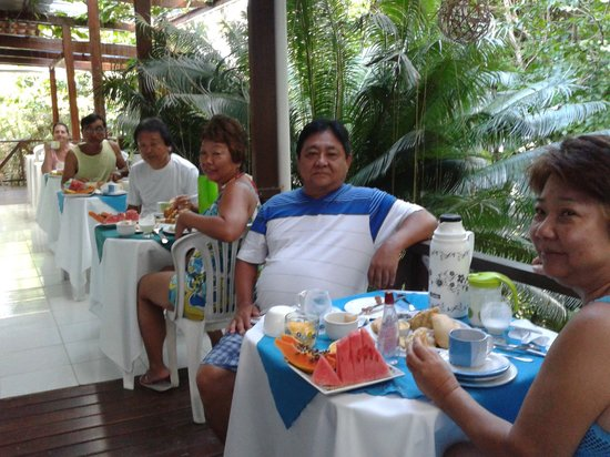 Casa Luzena Guest House: Café da manhã