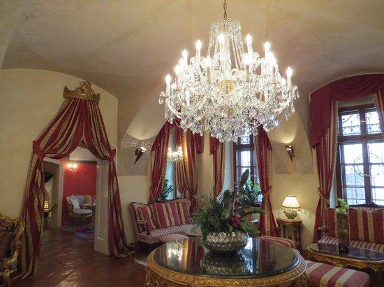 Alchymist Grand Hotel & Spa: Lounge