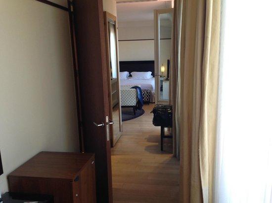Grand Hyatt Cannes Hotel Martinez: junior suite
