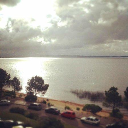 Hotel Del Lago Golf & Art Resort: Vista desde la habitación