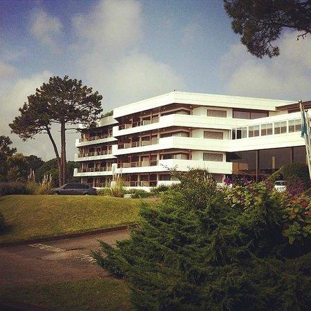 Hotel Del Lago Golf & Art Resort: Fachada del hotel