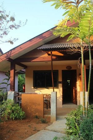 Noppharat Resort: Standard bungalow