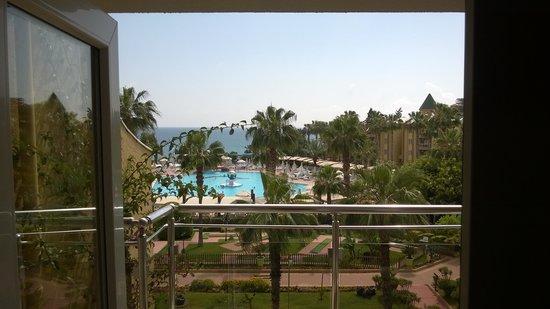 TUI Family Life Pascha Bay Hotel: Utsikten