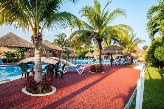 Allegro Cozumel : près de la piscine
