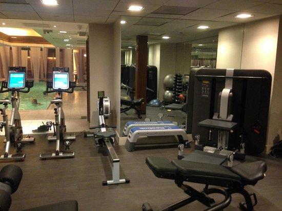 The Landmark London: Gym