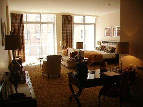Taj Cape Town: 3rd floor suite