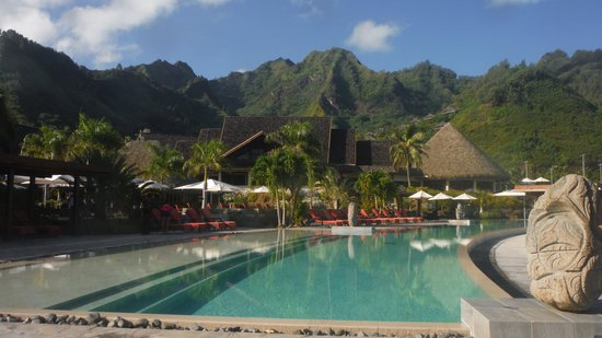 InterContinental Moorea Resort & Spa: pool
