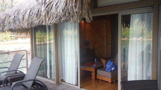 InterContinental Moorea Resort & Spa: Room