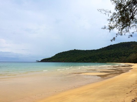 Lazy Beach : Untouched private beach