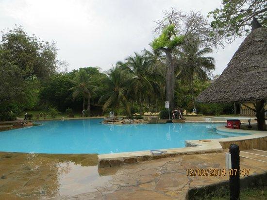 Papillon Lagoon Reef: piscine