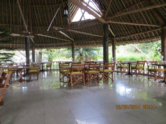 Papillon Lagoon Reef: restaurant