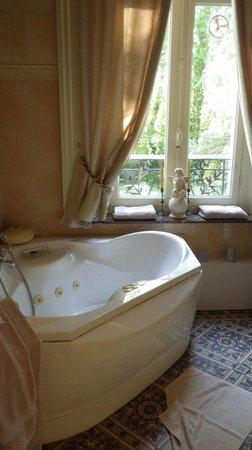 Castel des Anges : La salle de bain