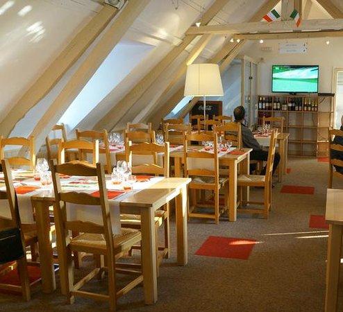Restaurant Houlgate Vue Mer