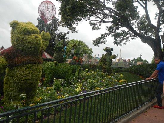 Epcot: park