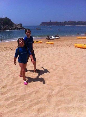 Dreams Huatulco Resort & Spa: los niños felices