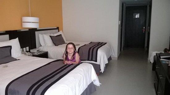 Dreams Huatulco Resort & Spa: Muy comodas habitaciones