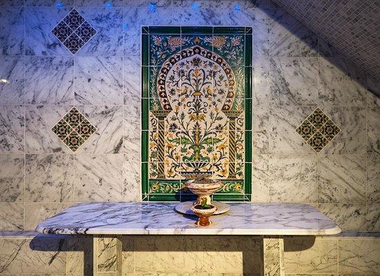 Casa Spa : Arabian Hammam Steam Room