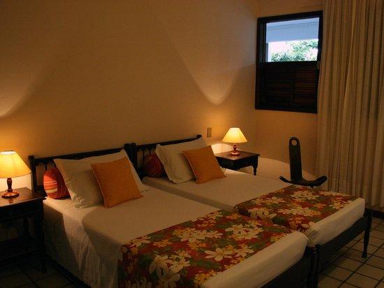 Ubatuba Palace Hotel: Apto Standard